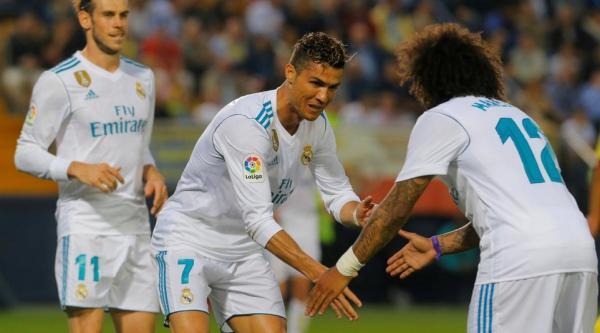 ريال يتعادل مع فياريال في مباراته الأخيرة بالدوري الإسباني
