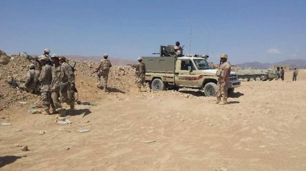 الجيش يصد تسللين للمرتزقة في متون الجوف