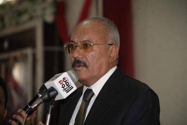 وزير الخارجية :الرئيس صالح صانع الوحدة (نص الرسالة)