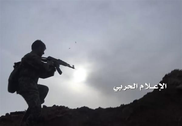 الجيش اليمني يصد هجوما ويؤمن مواقع في نهم