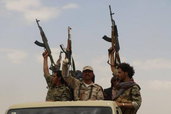الجيش يستعيد موقعين بنهم وتعزيزات تصل المرتزقة