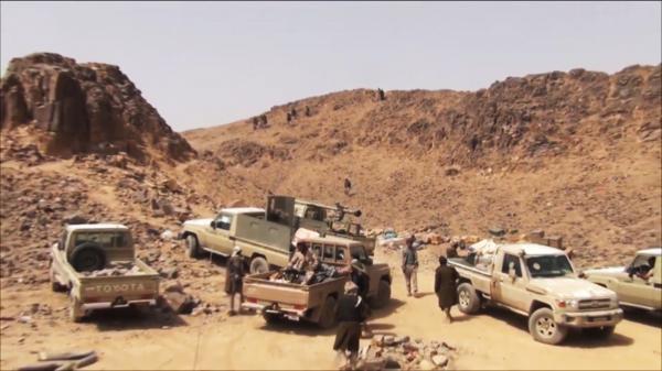 قوات الجيش تفشل محاولة المرتزقة استعادة مواقع بصرواح مارب