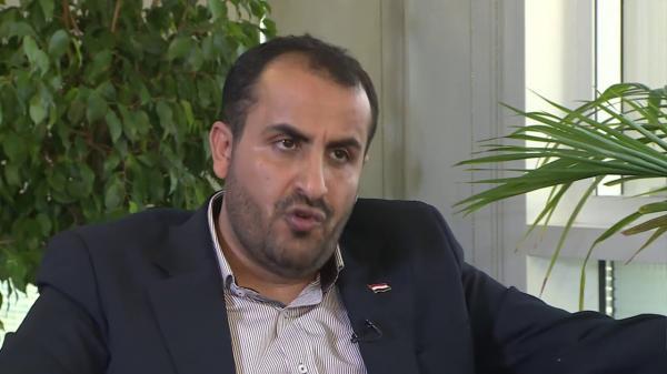 متحدث &#34أنصار الله&#34 يعلن موقفاً متعارضاً مع الصماد بشأن زيارة ولد الشيخ