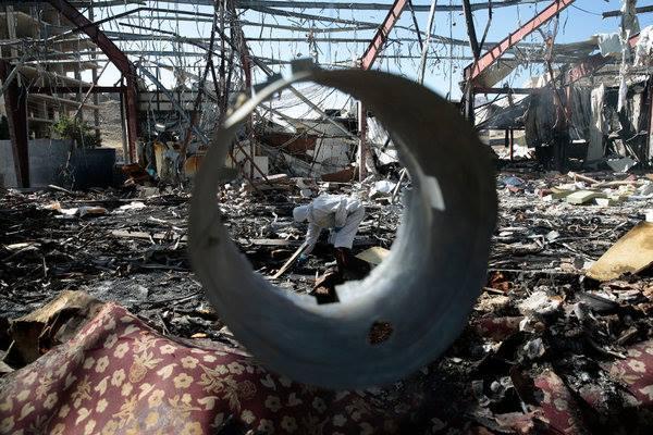 هل ترفع صفقة الـ100 مليار دولار منسوب جرائم السعودية في اليمن؟
