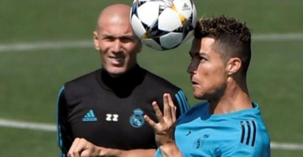زيدان يؤكد أن ريال متعطش أكثر من أي وقت مضى لإحراز دوري الابطال