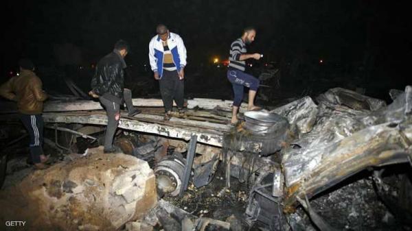 تفجير انتحاري في حي الشعلة أبرز معاقل التيار الصدري في بغداد
