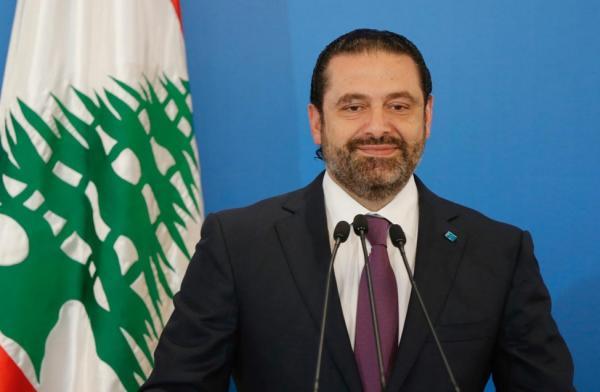 رئيس لبنان يكلف الحريري بتشكيل الحكومة الجديدة