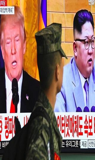 ترامب يعلن إلغاء القمة المرتقبة مع زعيم كوريا الشمالية في سنغافورة