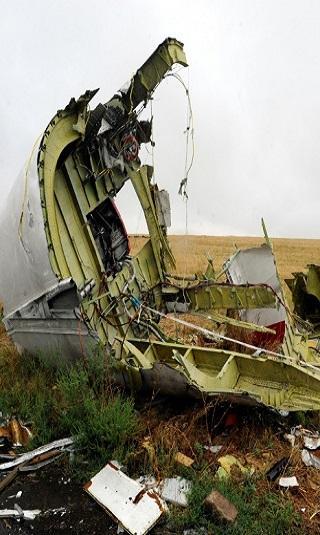 هولندا واستراليا تحملان روسيا مسؤولية اسقاط الطائرة الماليزية في اوكرانيا في 2014
