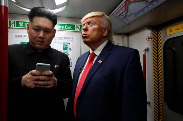ترامب يعلن ان القمة مع كيم ما تزال ممكنة في موعدها المعلن سابقا