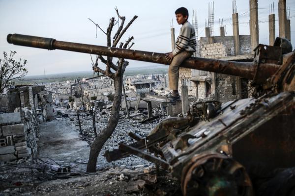 أمريكا تحذر سوريا من &#34إجراءات حازمة&#34 بشأن خرق وقف إطلاق النار