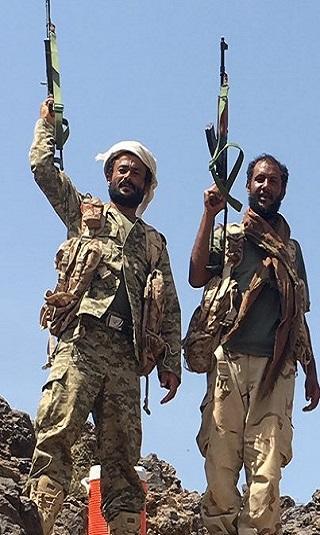 مصرع 93 حوثياً بقيادة الشامي بجبهة الدريهمي في الساحل الغربي