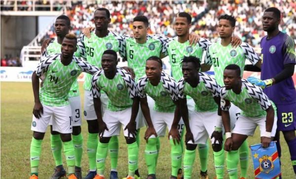 نيجيريا تتعادل 1-1 مع الكونجو الديمقراطية قبل كأس العالم