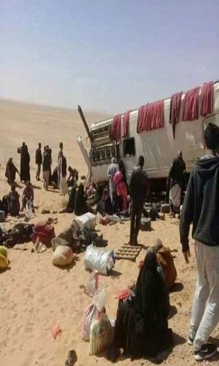 &#34العبر&#34 طريق الهلاك.. فرامة لأرواح المسافرين وصورة مزرية لفساد الحكومة اليمنية