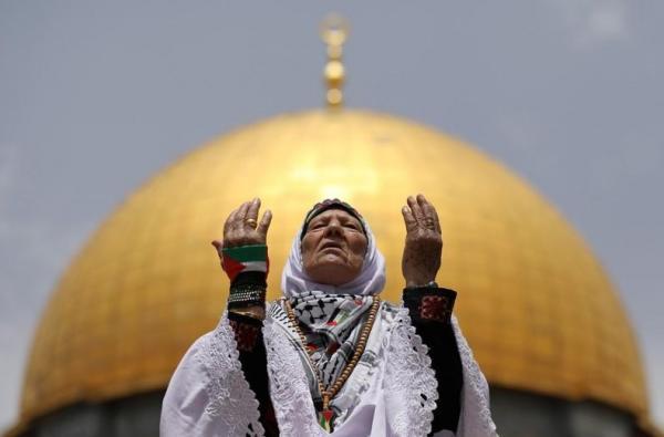 الأوقاف: 250 ألفا أدوا صلاة الجمعة الثالثة من رمضان في المسجد الأقصى