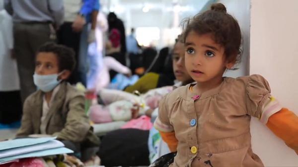 ارتفاع عدد وفيات الكوليرا في اليمن