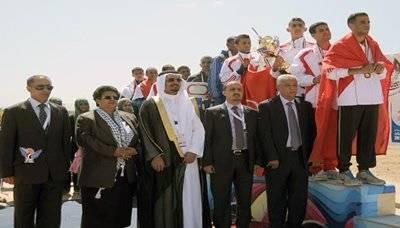 تونس تتوَّج بلقب البطولة العربية الـ&#3421&#34 لاختراق الضاحية بصنعاء