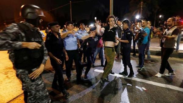 تجدد الاحتجاجات ضد ضريبة الدخل في عدد من مناطق الأردن