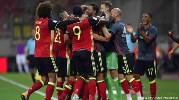 مراتب النوم تكشف عن تشكيلة بلجيكا الرسمية للمونديال