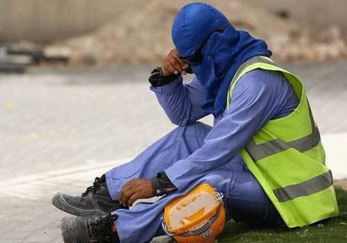 الواشنطن بوست تتوقع مقتل 4000 عامل حتى انتهاء ورشة مونديال 2022 وقطر تندد