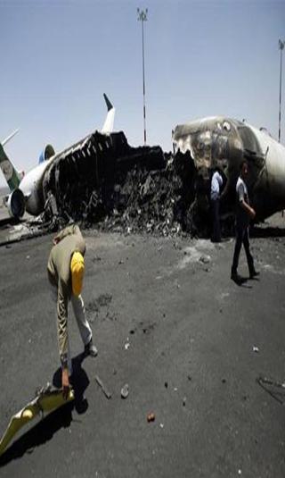 حصري - الأمم المتحدة تناقش مقترحاً لفتح مطار صنعاء الدولي