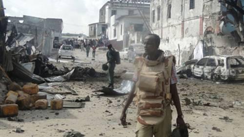 الصومال: مجلس الأمن يدين التفجير الإرهابي الأخير في مقديشو