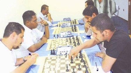 انطلاق بطولة اندية الدرجة الاولى للشطرنج بصنعاء
