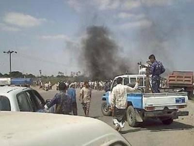 مصرع طفلة وإصابة آخرين بقنبلة رميت إلى منزل بعدن