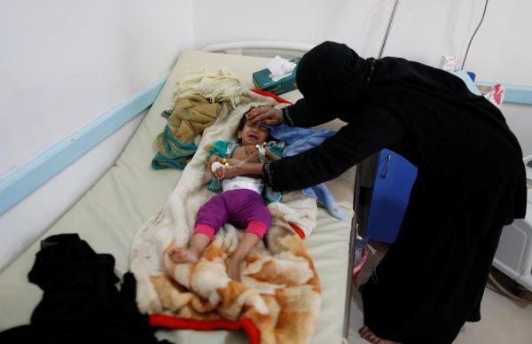 الصحة العالمية: لا يزال وباء الكوليرا يهدد الملايين في اليمن
