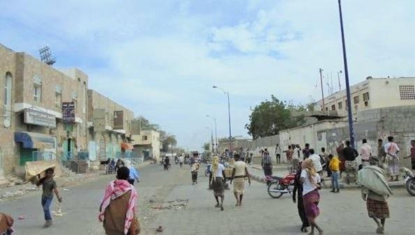 مواطنون يلقون القبض على قاتل إمام مسجد بلحج