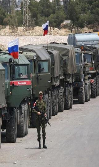 رويترز: نشر عسكريين روس في سوريا يثير خلافا مع إيران