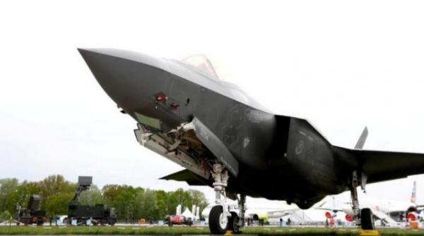 واشنطن تقرر وقف تدريب الطيارين الأتراك على مقاتلات «إف 35»