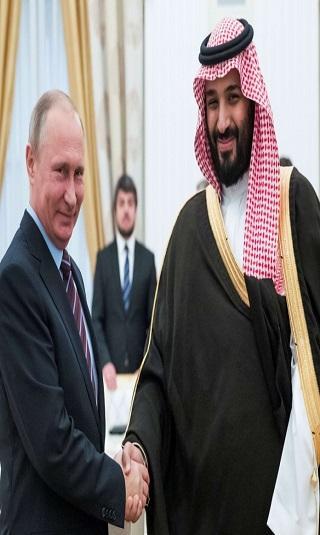 موسكو تستقبل ولي العهد السعودي في افتتاح كأس العالم
