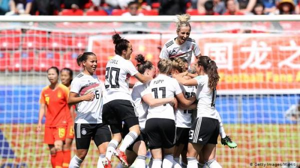 مونديال السيدات: ألمانيا تستهل مسيرتها بفوز صعب على الصين