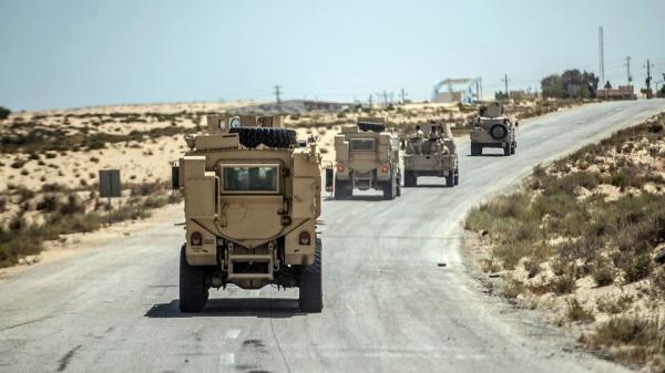 مصر: مقتل 4 متورطين جدد في هجوم الكمين بسيناء