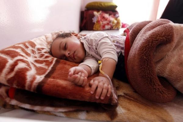 حذّرت بأنه سيكون واحداً من أسوأ أحداث القرن.. اوكسفام: الكوليرا يقتل يمنياً كل ساعة