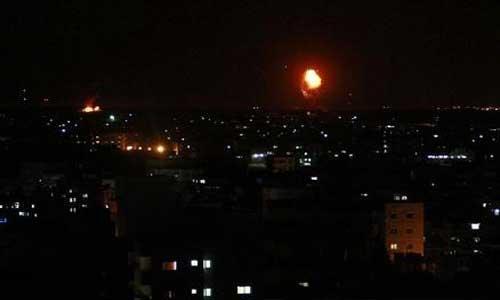 ضحايا في غارات جوية استهدفت حياً سكنياً بالعاصمة صنعاء