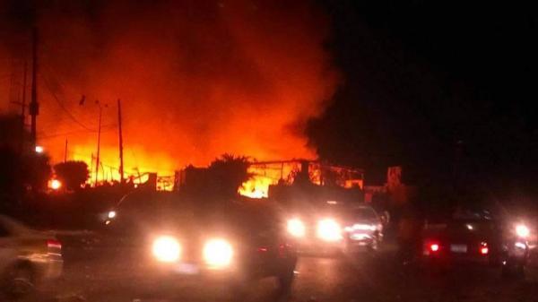 استشهاد 3 بينهم طفل وجريح في غارة على منزل بصنعاء (أسماء)