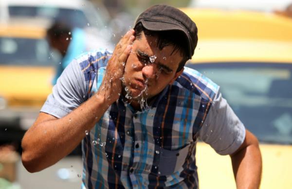 مدينة عراقية تسجل اعلى درجة حرارة على وجه الأرض