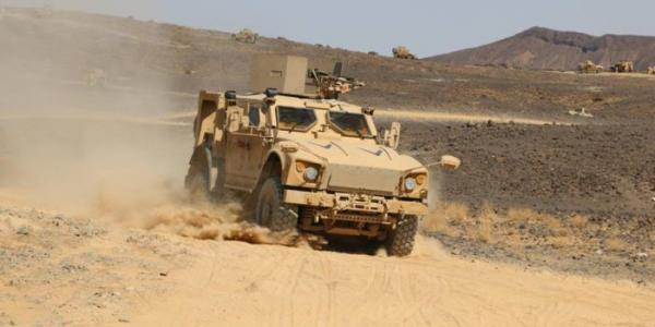 المليشيا تدفع بأبناء القبائل لمعارك خاسرة.. مقتل 34 حوثياً بالجوف