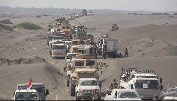 القوات المشتركة تقترب من إعلان ساعة الصفر لتحرير الحديدة