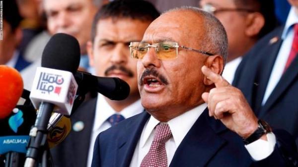 عايش: الكلمة الأخيرة لصالح قبيل استشهاده تُثبتُ المُثبت من كذب الحوثيين ودجلهم وانعدام أي أخلاق لديهم