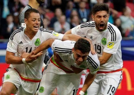 المكسيك تخطف تعادلا مثيرا من البرتغال في كأس القارات