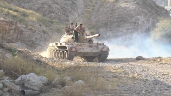 إفشال هجومين لمليشيا الحوثي بتعز