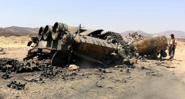 مأرب: 13 قتيلا وجريحا في صد زحف للمرتزقة.. وطيران العدوان يدمر مسجداً