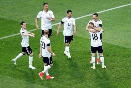 المانيا بتشكيلة شابة تهزم استراليا 3-2 في كأس القارات