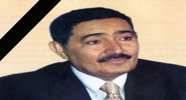 شرف وجمعان يضعان إكليل زهور على ضريح الشهيد عبدالعزيز عبدالغني