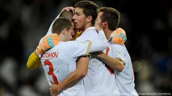 صربيا أطاحت بالبرازيل وأحرزت كأس العالم للشباب