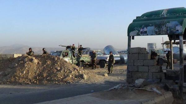7 مصابين في غارتين على نقطة بمدخل مدينة ذمار
