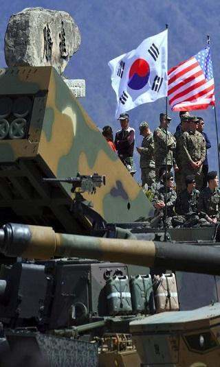 البنتاغون يعلق المزيد من المناورات العسكرية مع كوريا الجنوبية لدفع عملية السلام